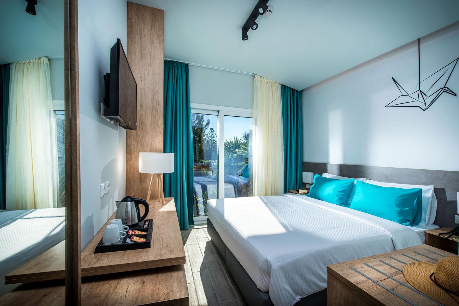 enorme lifestyle beach resort kreta
